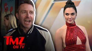 Chris Hardwick Loves Wonder Woman | TMZ TV