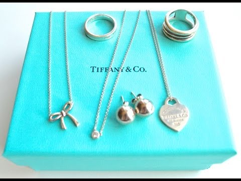 My Tiffany Jewellery Collection