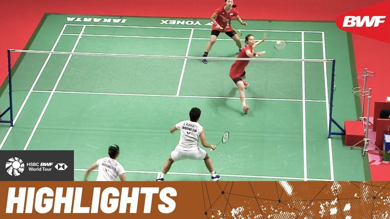 Daihatsu Indonesia Masters 2020 Semifinals Wd Highlights