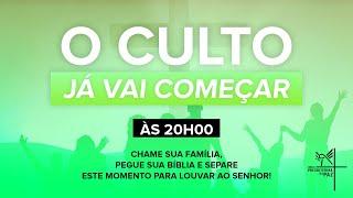 Live Culto IPPAZ - 06/12/2020 - Pastor Hélder