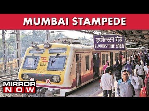 Mumbai Stampede - Netas Let Citizens Die - The Urban Debate With Faye D'Souza