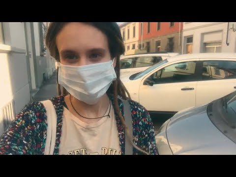 Застрягла на карантині: художниця з Ужгорода і досі не може вилетіти з Італії