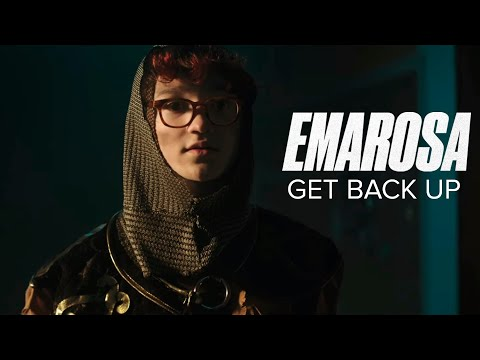 Emarosa - Get Back Up (Official Music Video)