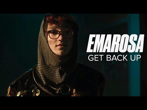 Смотреть клип Emarosa - Get Back Up