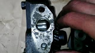 видео Масляный насос двигателя