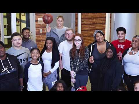 Elena Delle Donne teams up with First State School