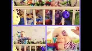 видео Бортик для кровати от падений: своими руками, защитные, для детской кровати