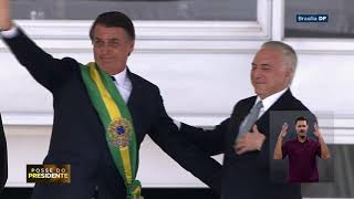Posse do Presidente Jair Bolsonaro Bloco 02
