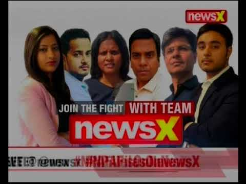 NPA Files On NewsX: NewsX launches India's biggest investigation into NPAs