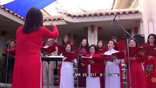 """'THÁNH THẦN HẢY ĐẾN"""" CĐ CTĐS Thánh Linh, Đại Lễ LCTX"""
