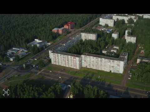 Усть-Илимск.  2 мик Лето 2019