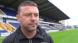 Dempster says Stags' line-up is decided