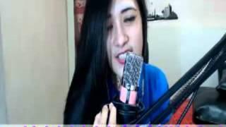 DJ Laras (Laras Super Girlies) - Flashlight (Jessie J Cover) | Hallostar Indonesia 090915