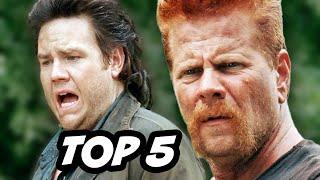 Walking Dead Season 5 Episode 5 - TOP 5 WTF Moments