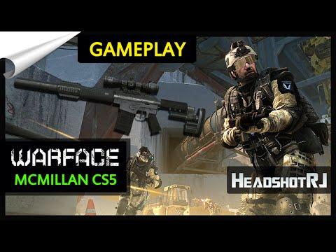 Warface Gameplay Domination E McMillan CS5