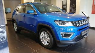 Jeep Compass Limited 2019   #WalkaroundReview - 2019 JEEP COMPASS LIMITED #JEEP