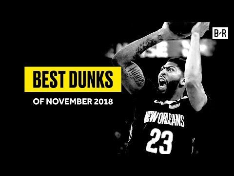 Best NBA Dunks of November 2018 Mix