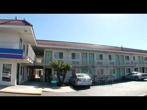 motel 6 costa mesa video tour youtube. Black Bedroom Furniture Sets. Home Design Ideas