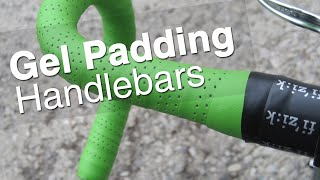 Installing Gel Padding on Carbon Road Bike Handlebars by Fizik - How To
