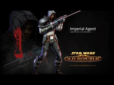 1.Прохождение Star Wars The Old Republic: Агент Империи (HUTTA)