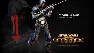 1.Прохождение Star Wars The Old Republic: Агент Империи (HUTTA)