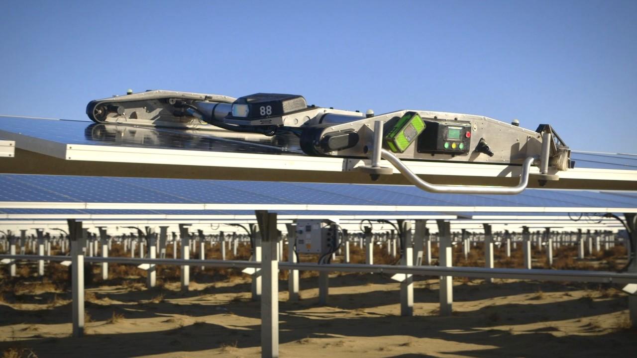 Stanford unveils innovative solar generating station