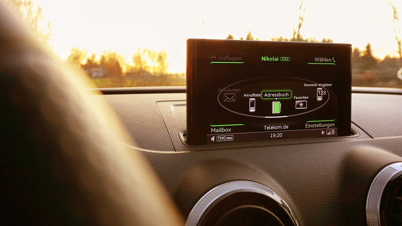 Audi Q3 Versteckte Funktionen Automobilindustrie