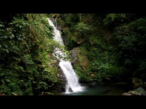 Sekar Langit Waterfall - English for Tourism Industry