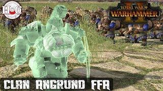 CLAN ANGRUND FFA - Total War Warhammer 2 - Online Battle 328