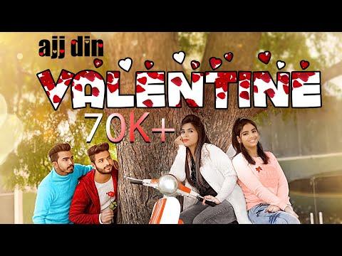 Aaj Din Valentine | Jayant Dabla |Valentine Special | Ninja Punjabi Song 2019 |Official Music Video