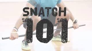 Olympic Lifts 101: H๐w to Do the Barbell Snatch
