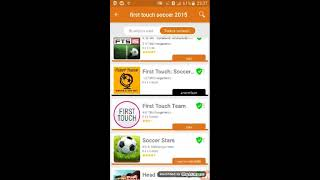 HOW TO DOWNLOAD FIRST TOUCH SOCCER (FTS) 2015 FOR FREE