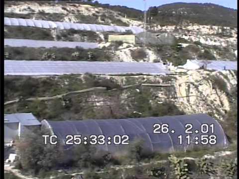 Plantación de Espirulina en Murcia, España