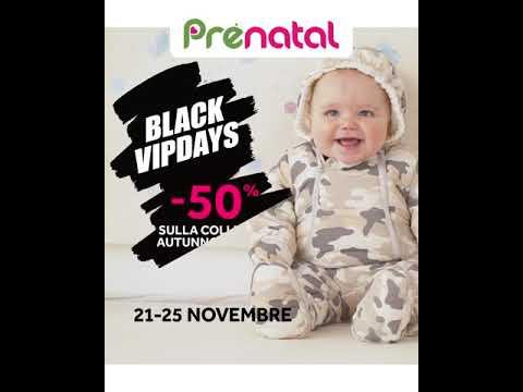 Prénatal-BlackVipDays<br><br>Per i clienti vip: s...
