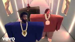 Childish Gambino x Lil Pump & Kanye West (WARNING: Very Explicit)