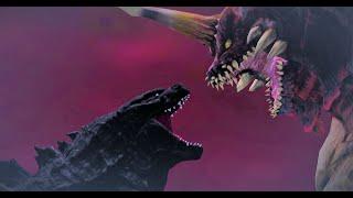 Godzilla \u0026 Ultraman 4 (ゴジラ\u0026ウルトラマン4), THE SPACE DARK KILLER part 3