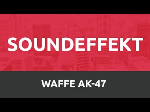 waffen soundeffekte