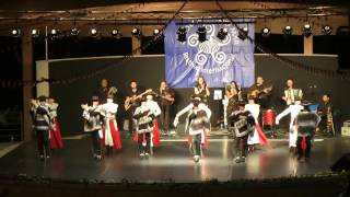 Chilean folk dance: Cuecas