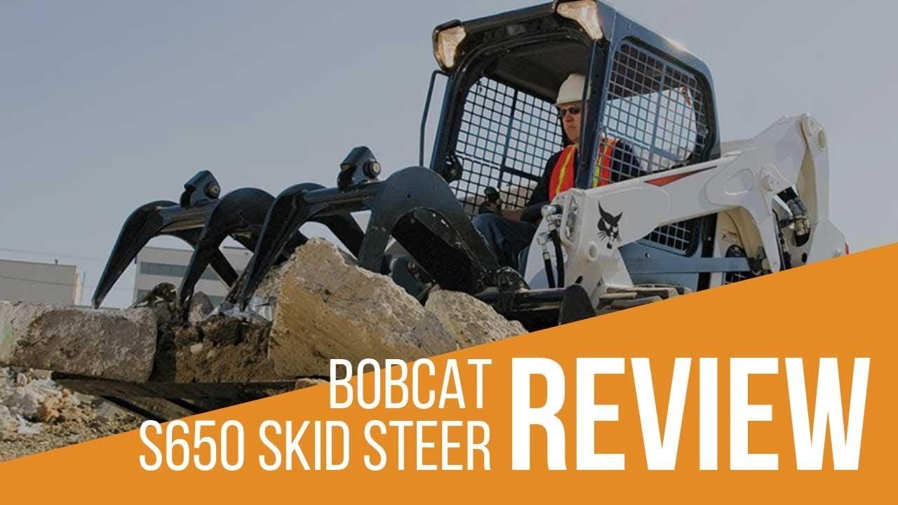 Bobcat s650 Skid Steer Review & Specs