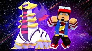 Minecraft: GIRATINA O LENDARIO - POKEMON #21 ‹ EduKof Games ›