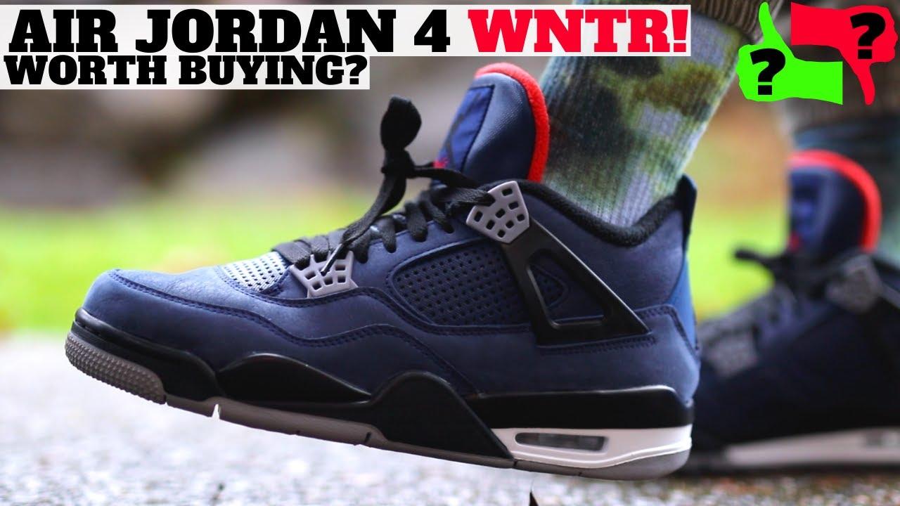 Worth Buying? AIR JORDAN 4 RETRO