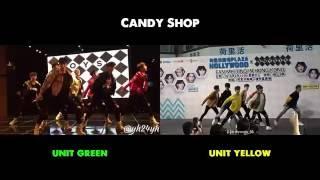 Download Video [BOYS24] Candy Shop - Unit Green VS Unit Yellow MP3 3GP MP4