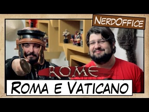 Nerdtour Itália: Roma, Vaticano e slow motion | NerdOffice S03E23 (ENG SUB)