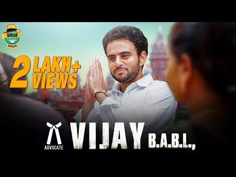 Vijay B.A.B.L from Vada Chennai | Mr Madras | Episode 4 | RJ Vijay | Smile Settai