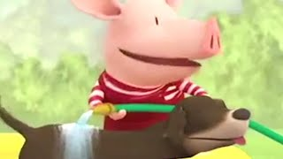 Olivia the Pig | Olivias Dog Wash | Olivia Full Episodes | Kids Cartoon | Videos For Kids