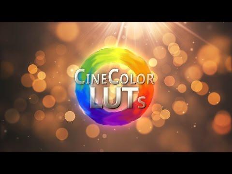 cinecolor luts