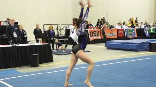 Faith Torrez - Floor Exercise  - 2017 Women's Junior Olympic Championships