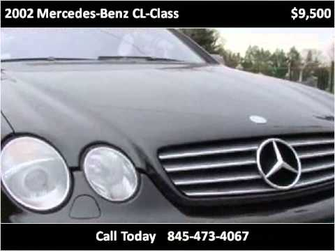 2002 mercedes benz cl class used cars poughkeepsie ny for Mercedes benz poughkeepsie ny
