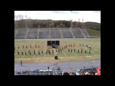 North Gaston High School Marching Wildcats