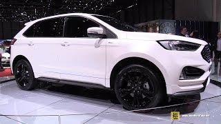 2018 Ford Edge - Exterior Walkaround - 2018 Geneva Motor Show